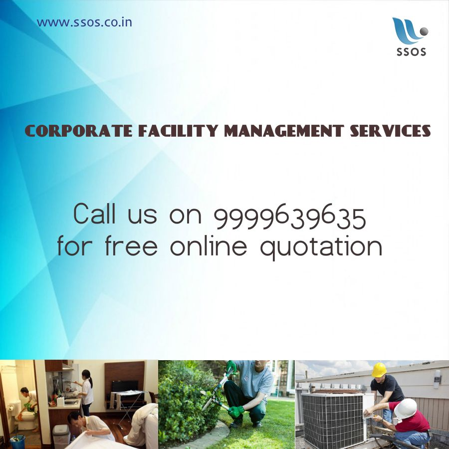 Get fair price facility management services in gurgaon and