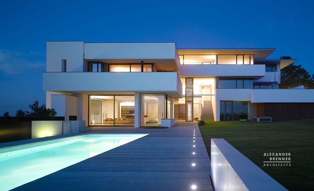 House am Oberen Berg, Stuttgart by Alexander Brenner Architects ...