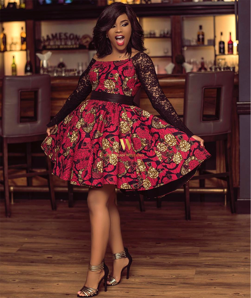 Latest Ankara Fashion  100+ Super Cute Ankara Skater Dress   Skirt ... daa27978d80f