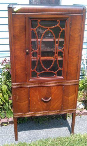 Beautiful Antique Furniture China Cabinets
