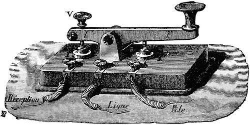 """Résultat de recherche d'images pour """"le premier télégraphe"""""""