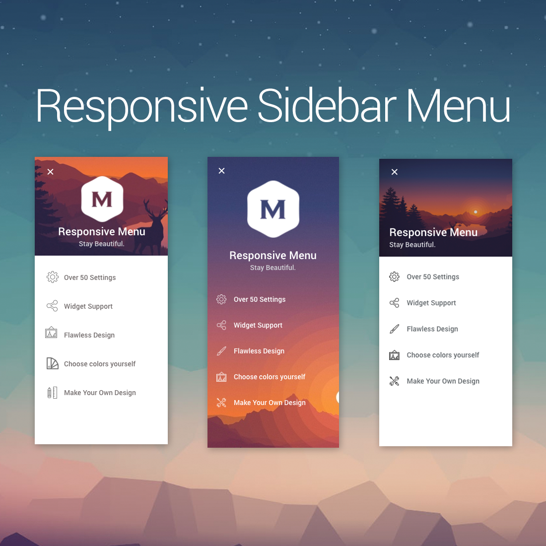 Sidebar Menu Wordpress Navigation Plugin Download Here Https Codecanyon Net Item Sidebar Menu 17881876 Ref Pxcr Sidebar Wordpress Plugins Web Design