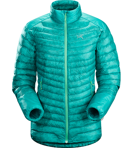 Cerium SL Jacket Women's Down Series: Down insulated garments | SL: Super Light. Offering great warmth-to-weight in a super compressible package, this is the lightest weight down jacket in the collection filled with 850 grey goose down. This backcountry specialist jacket is intended primarily as a mid layer in cool, dry conditions.