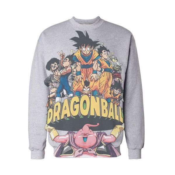 Anime Dragon Ball Z Hooded Goku 3D Print Fashion Hoodie Sweater Pullover Top 056