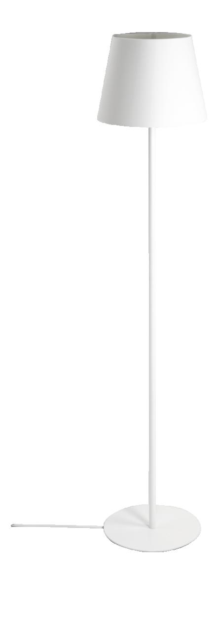 Deoni Lampadaire blanc Habitat étude de cas 1