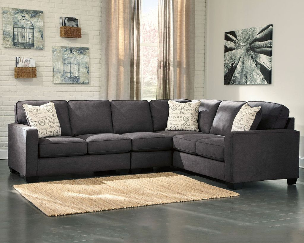 Just bought this Alenya Sectional for our living room