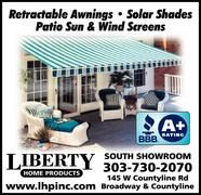 Liberty Home Products In Littleton Co Yellow Pages Ad Liberty Home Solar Shades House Exterior