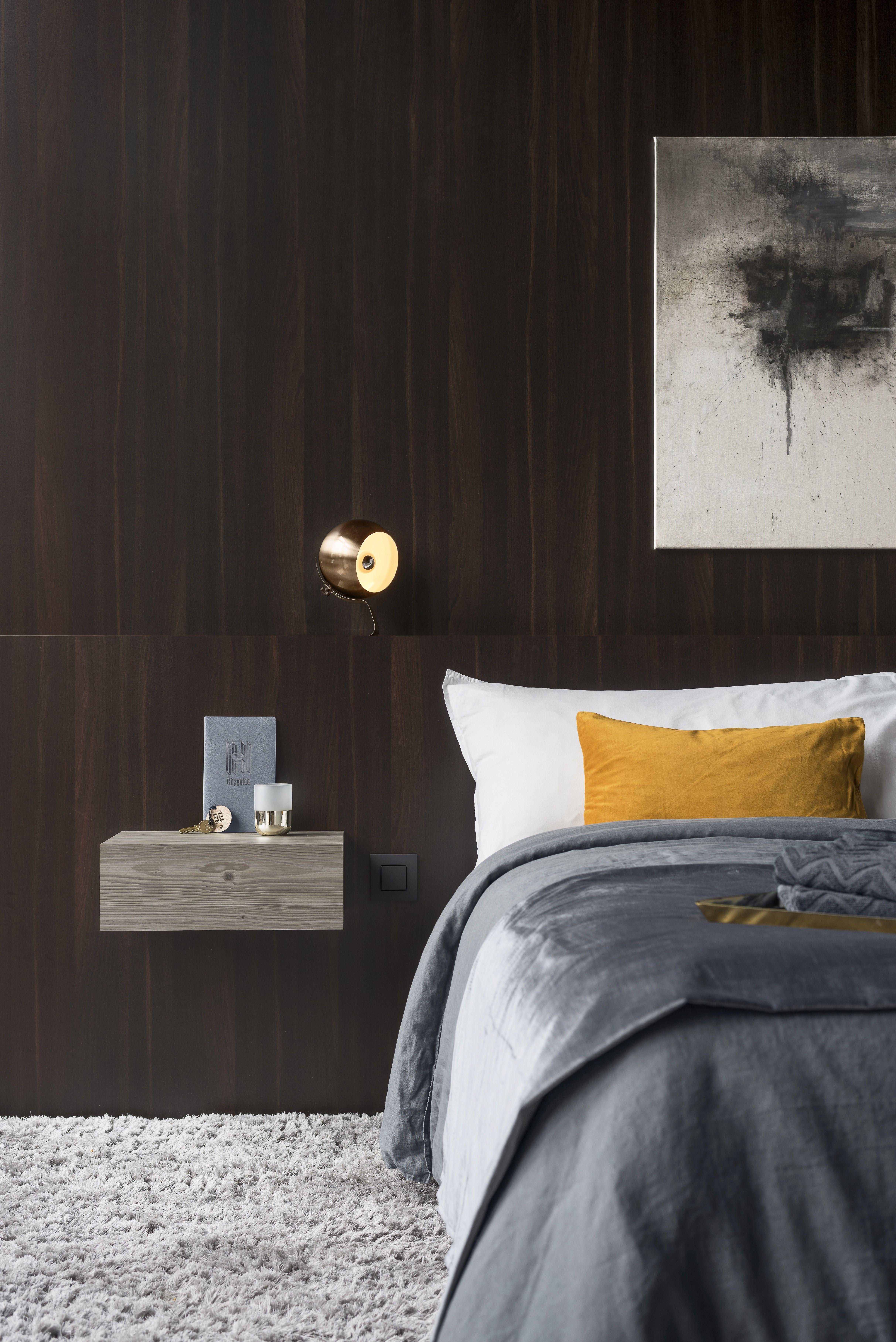 H850 Cst Fumed Oak Hotel Interior Design Interior Wall Design Interior Design