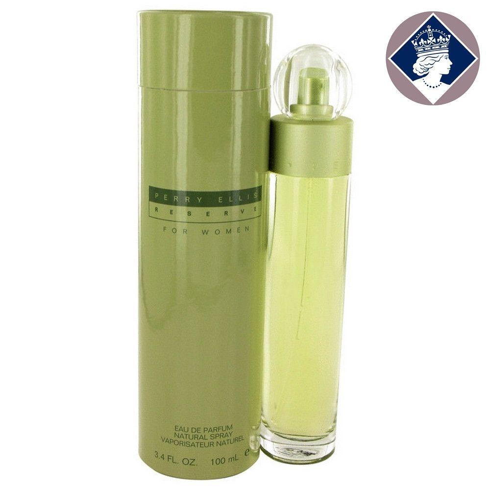 Perry Ellis Reserve 100ml Eau De Parfum Spray EDP Perfume Fragrance for Her NEW