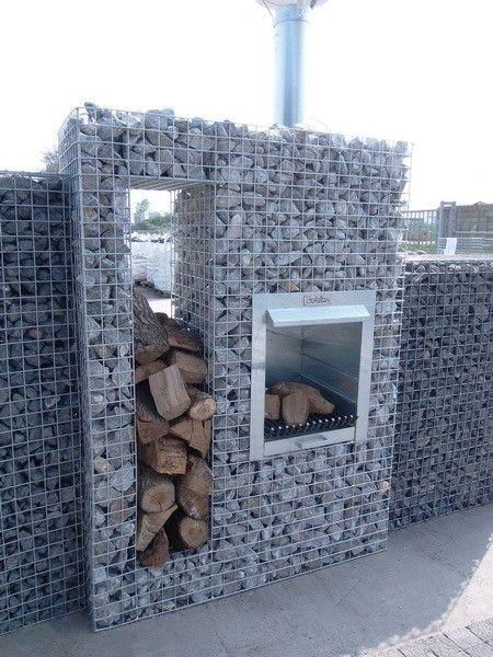 nieuw gabion tuinhaard xl terrashaarden gabion maakt uw tuinwensen waar gabion. Black Bedroom Furniture Sets. Home Design Ideas