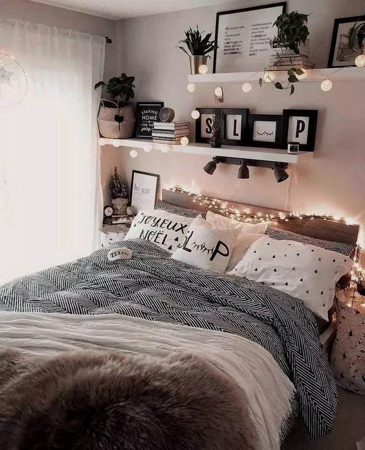 32+ Mises à jour actuelles des décors de chambres à coucher # Chambre # Design de chambres # ... #girldorms