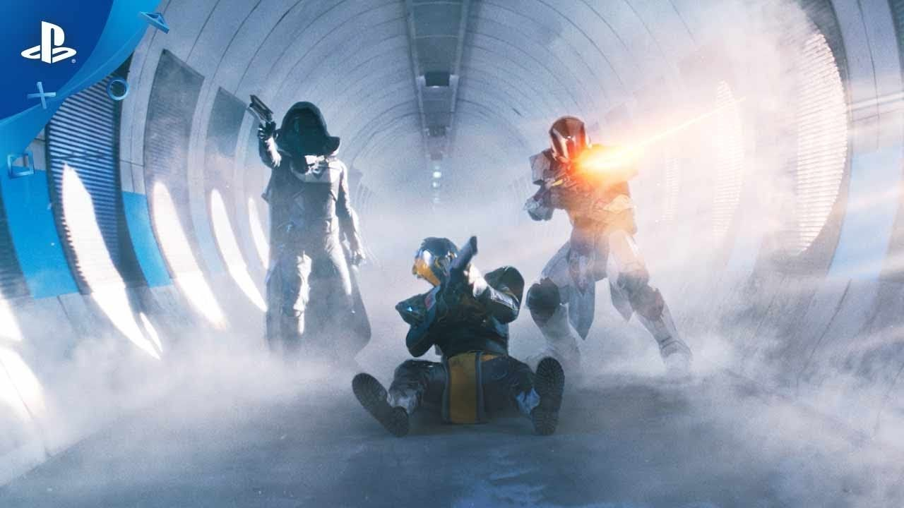 Destiny 2 New Legends Will Rise Live Action Trailer