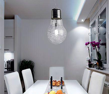 Lampara Bombillon Leroy Merlin Home Decor Decor Ceiling Lights