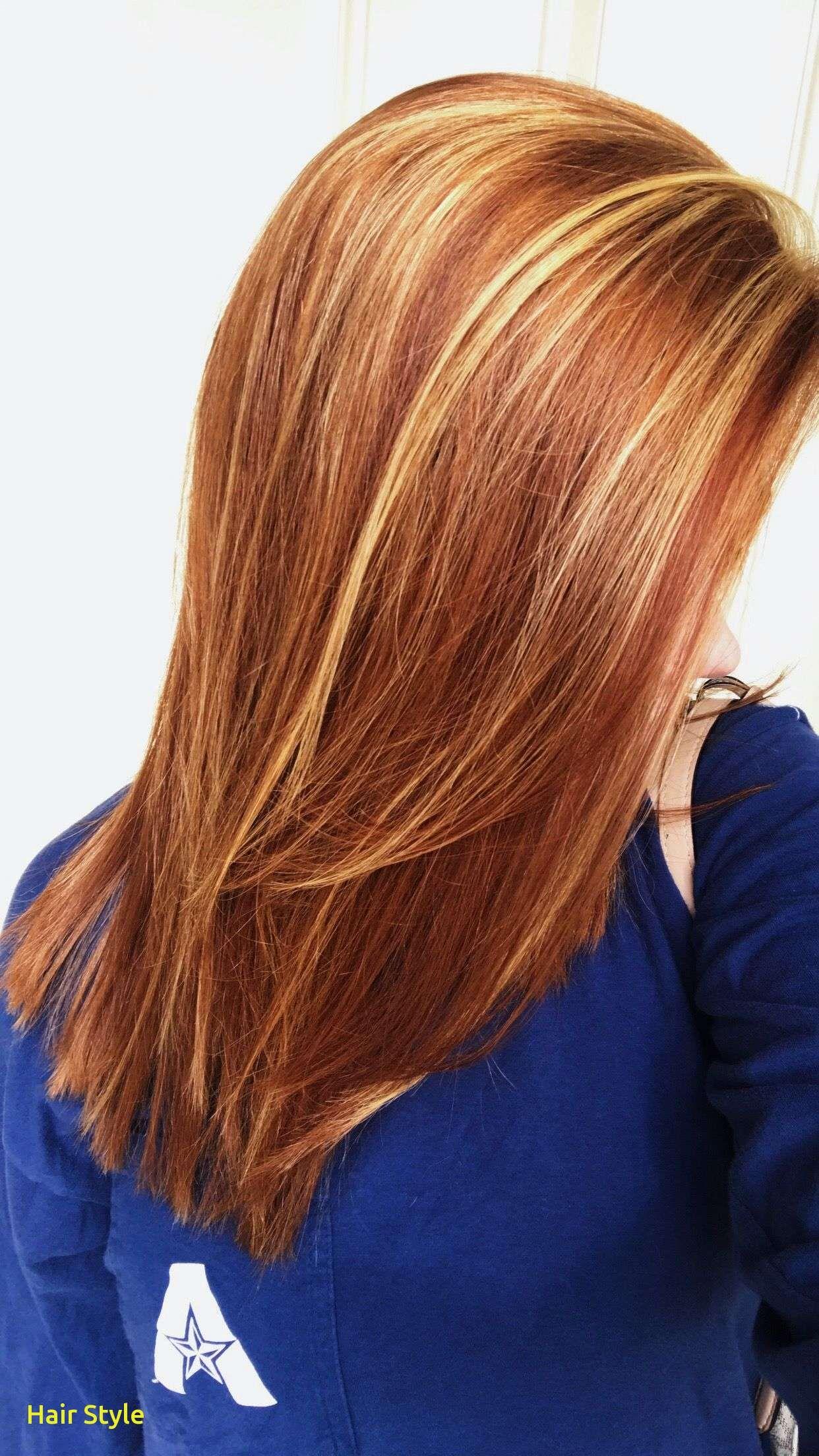 Schone Rote Haare Mit Highlights Ideen Rote Haare Mit Blonden