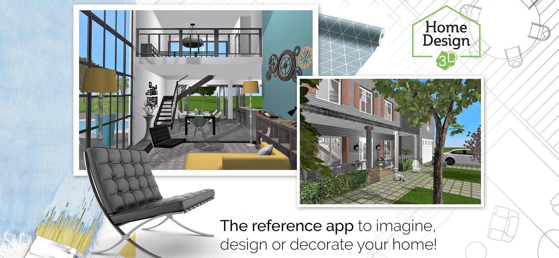 Home Design 3D GOLD #Lifestyle#Productivity#apps#ios