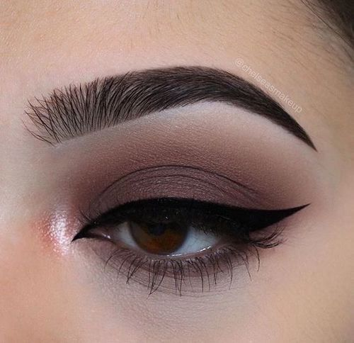 Photo of Easy Natural eye makeup tutorial step by step everyday colorful pink peach hoode…