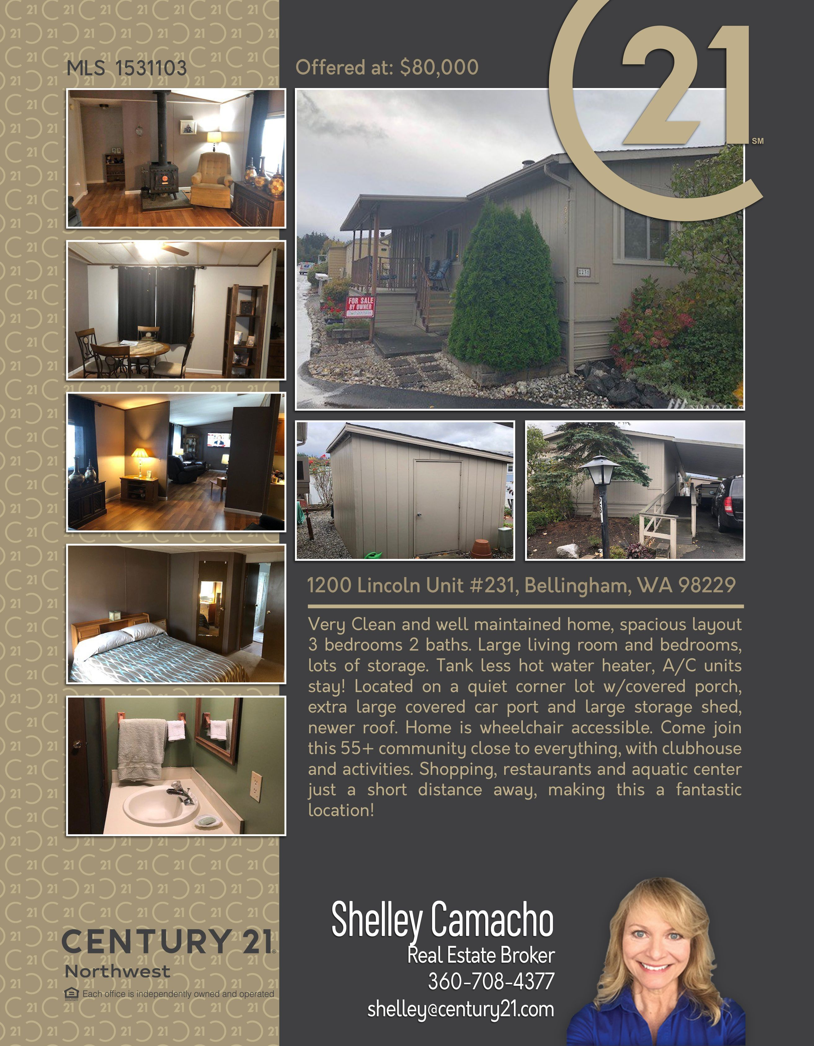 #NEWACTIVE Very Clean and well maintained home, spacious ...