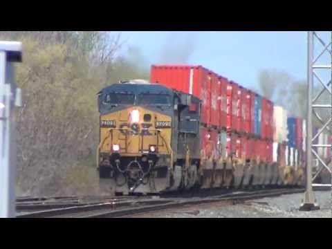 209 Cars In This Csx Train Youtube Trains Pinterest