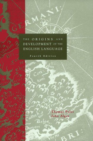 The Origins and Development of the English Language by Thomas Pyles https://www.amazon.ca/dp/015500168X/ref=cm_sw_r_pi_dp_40C7wb8DBRHXP