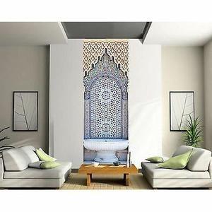 stickers l unique d coration murale fontaine orie en 2018 mobilier nls pinterest. Black Bedroom Furniture Sets. Home Design Ideas