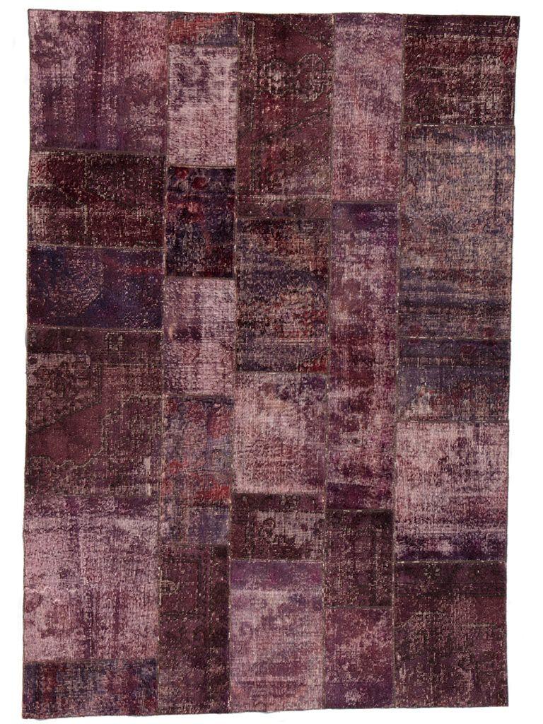 dhoku recycled rug