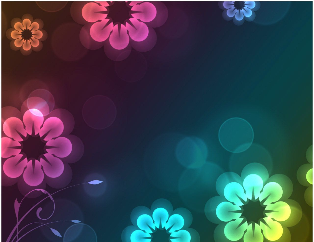 pretty backgrounds for powerpoint