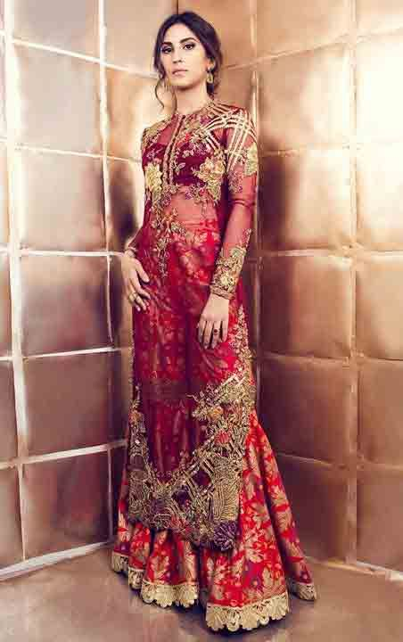 Dresses Designer Wedding Saree