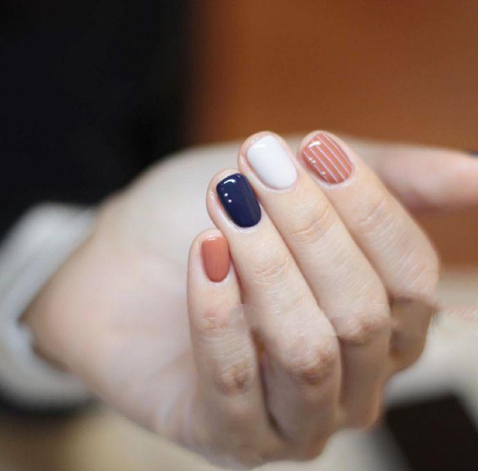 Ногти фото делаем сами
