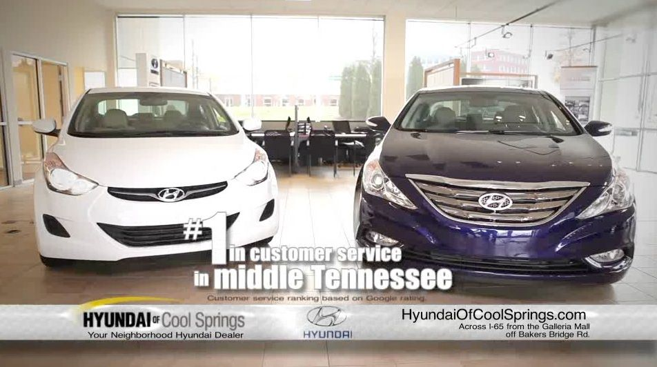 Hyundai Of Cool Springs Talking Cars