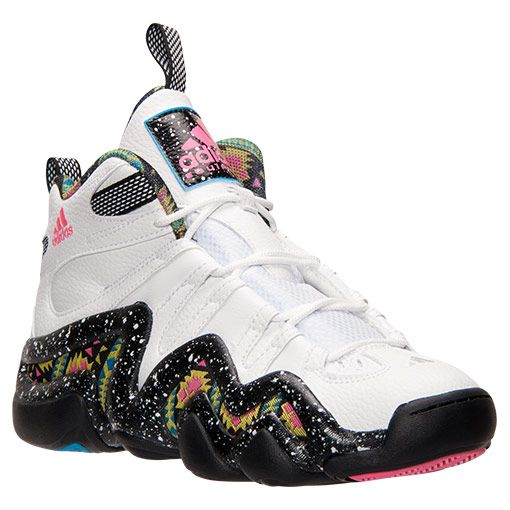 Men's adidas Crazy 8 Basketball Shoes - D69556 WHB | Finish Line