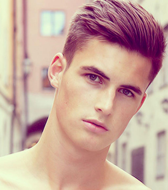 Stupendous 1000 Images About Boy Hair On Pinterest Teen Boy Hairstyles Short Hairstyles Gunalazisus