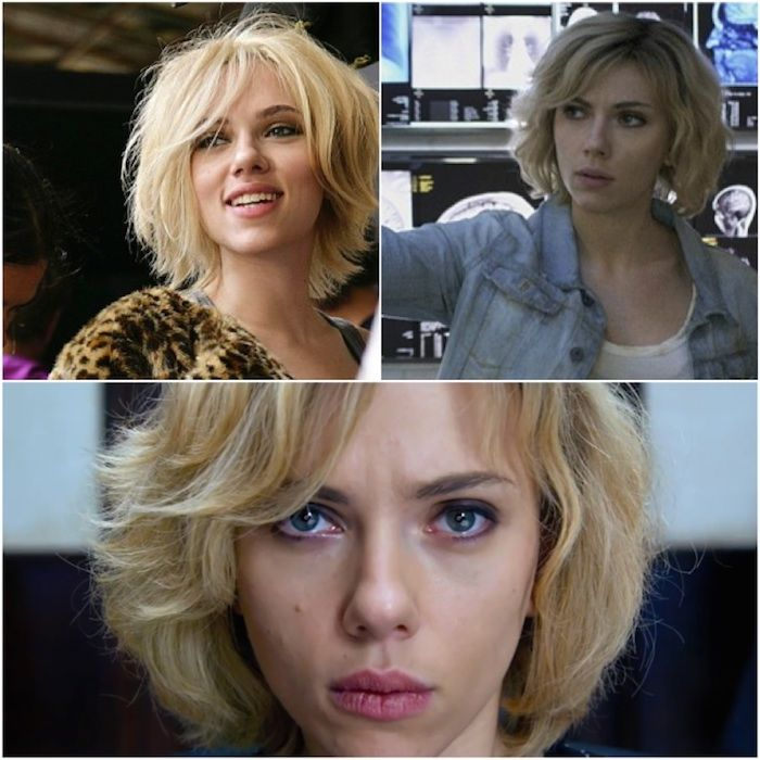 Hair Inspiration Scarlet Johansson As Lucy Scarlet Johansson Scarlett Johansson Hair Inspiration