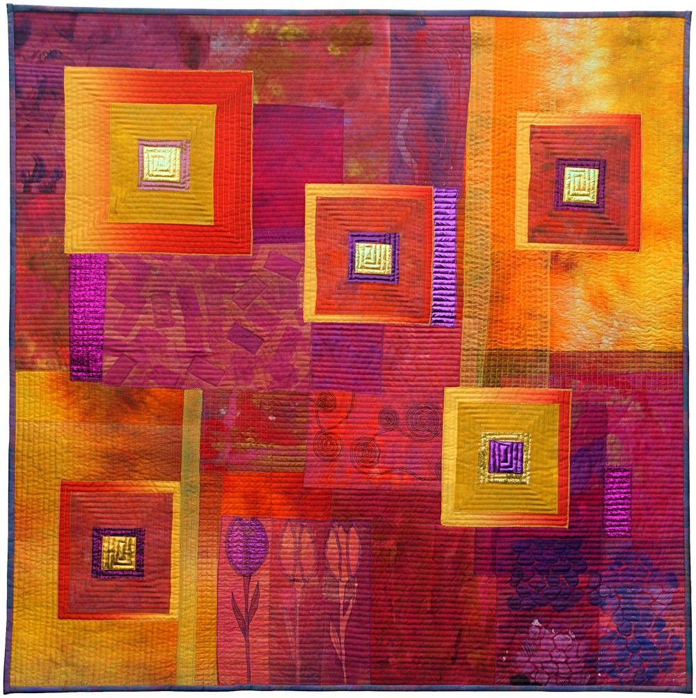 Rijkdom   Ineke van Unen – art quilts – textile art