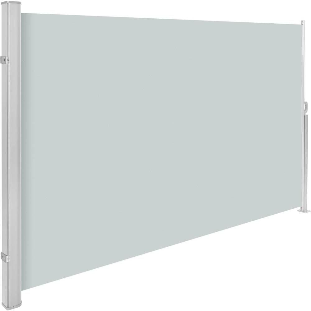 Aluminium Seitenmarkise Grau 200 X 300 Cm Tenda A Vela Tende