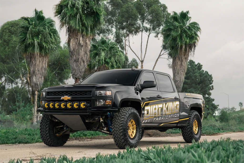 Chevy Silverado Prerunner - Owner's Story and Stunning Pictures Chevy Silverado Prerunner pictures