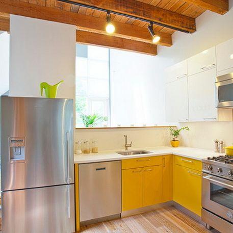 Kitchen Design Ideas For Small Kitchens_02 DIY - Tips Tricks Ideas
