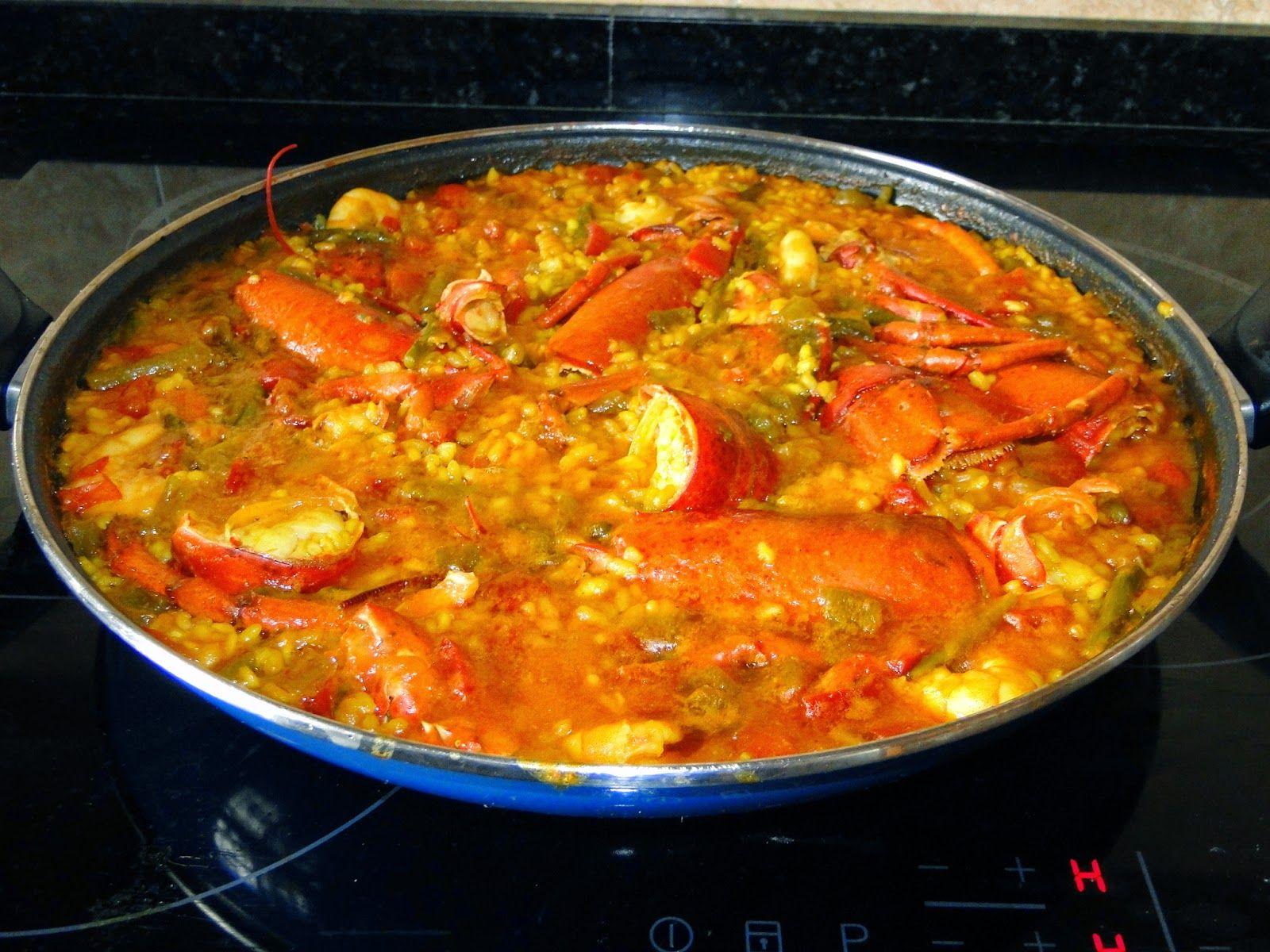 Buena cocina mediterranea recopilaci n recetas de arroces for Cocina mediterranea