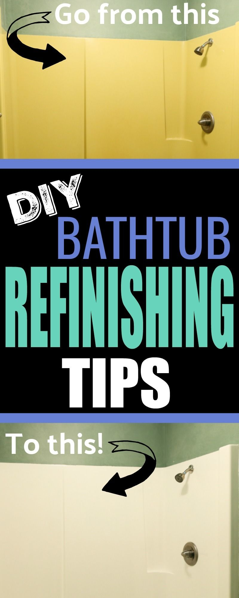 Old Fashioned Diy Tub Refinishing Elaboration - Bathtub Ideas ...
