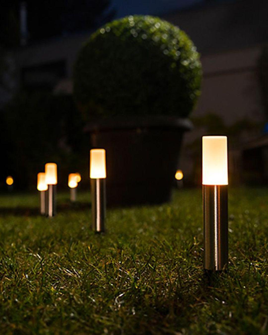 Osram Smart Gardenpole Led So Smart War Die Beleuchtung Fur Ihr Zuhause Noch Nie Das Neue Smart Pollerleuchte Bietet I Sockelleuchte Led Beleuchtung Garten