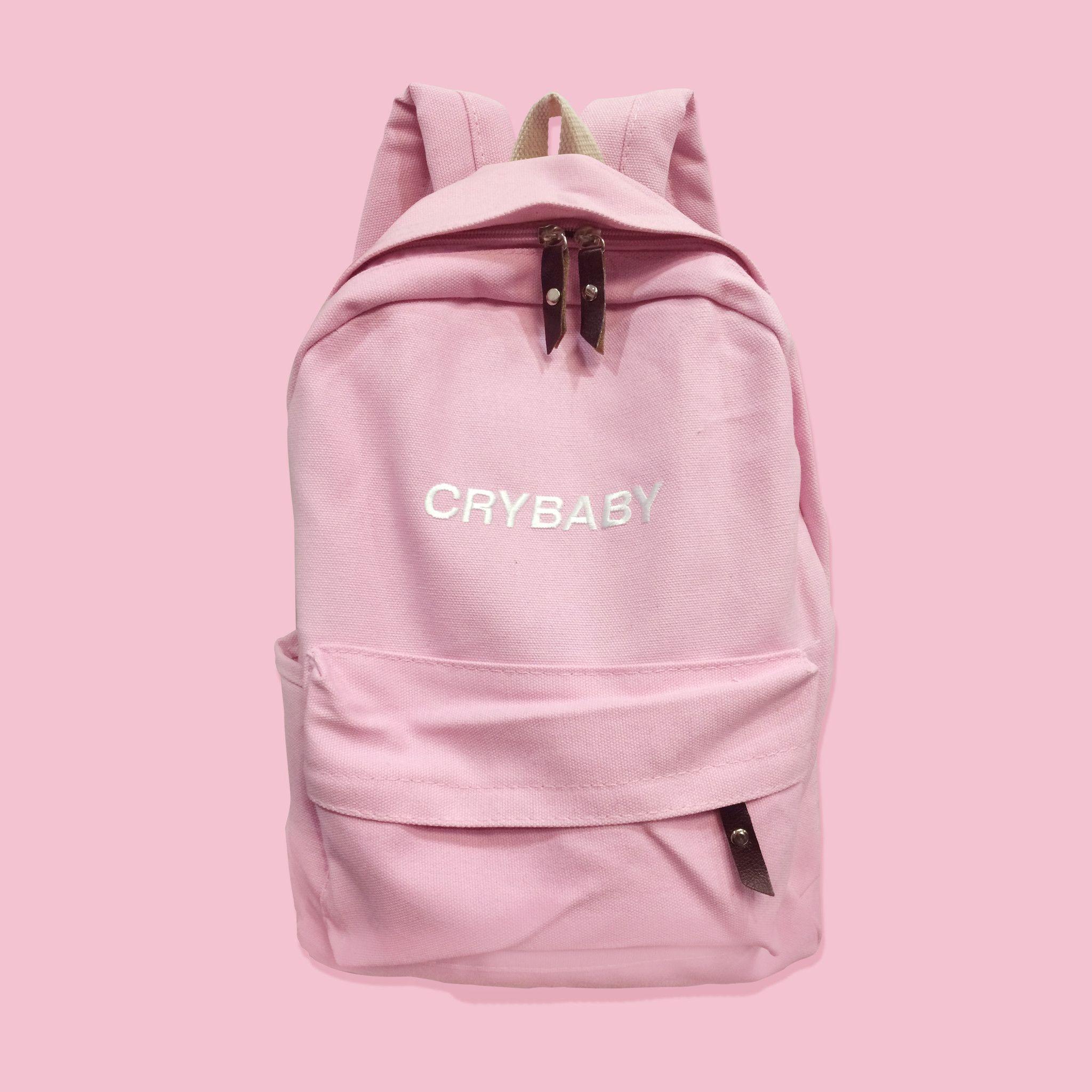 crybaby tumblr aesthetic backpack wardrobe wishlist