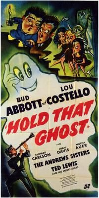 Watch Hold That Ghost Full-Movie Streaming