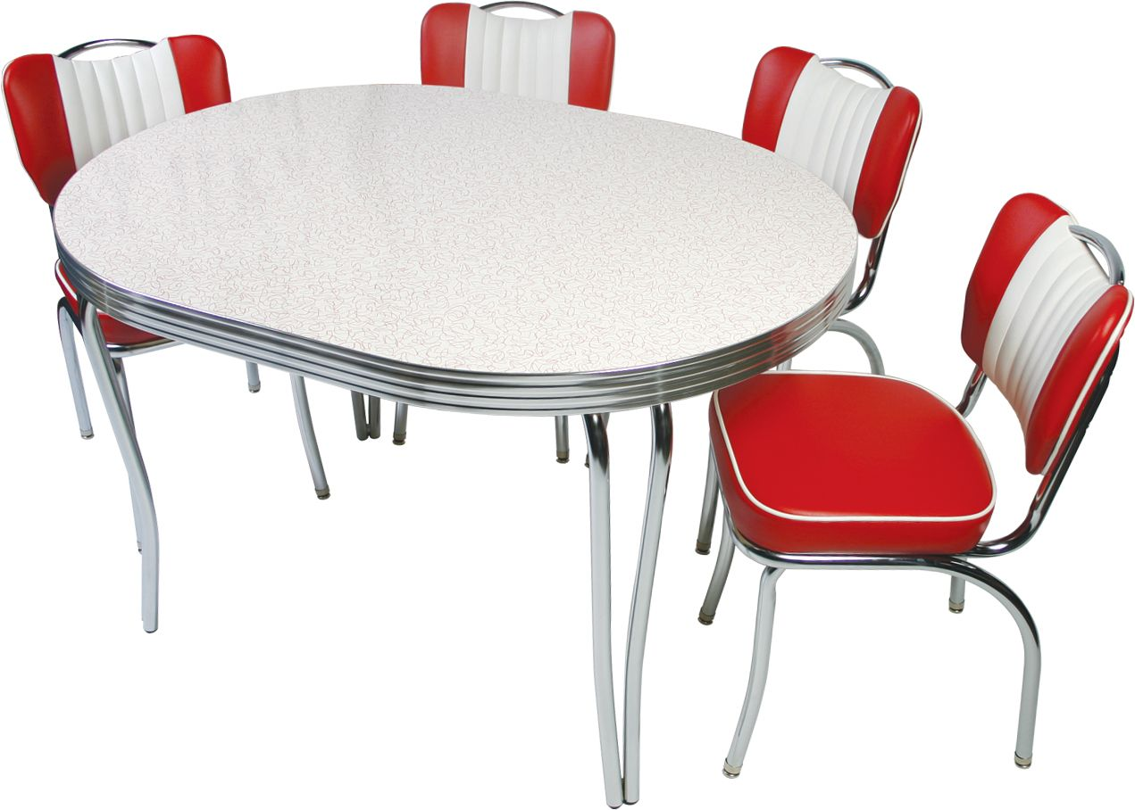 My Dream Retro Betty Boop Dining Room. Already Have The Table Just Need The  Chairs