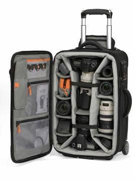 Lowepro Pro Roller X300 Rolling Camera Bag The Refined