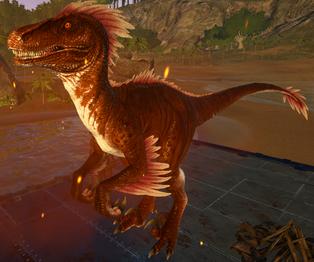 alpha raptor ark | Alpha Raptor - Official ARK: Survival