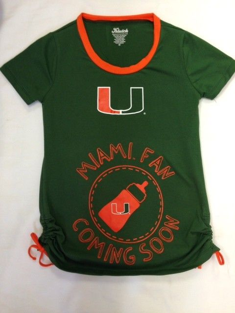 745c5f361a8f4 Miami Maternity Tee - T-Shirts - Women's - Shop Online. I need this ...