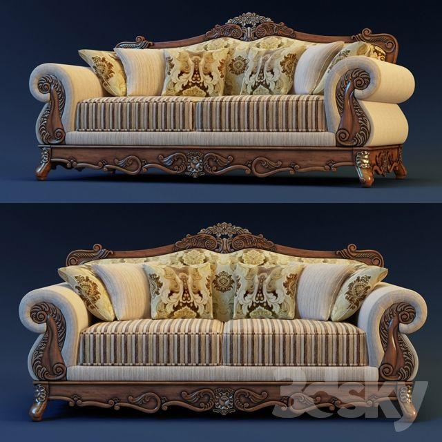 3d models: Sofa - sofa | Luxury furniture sofa, Luxury ...