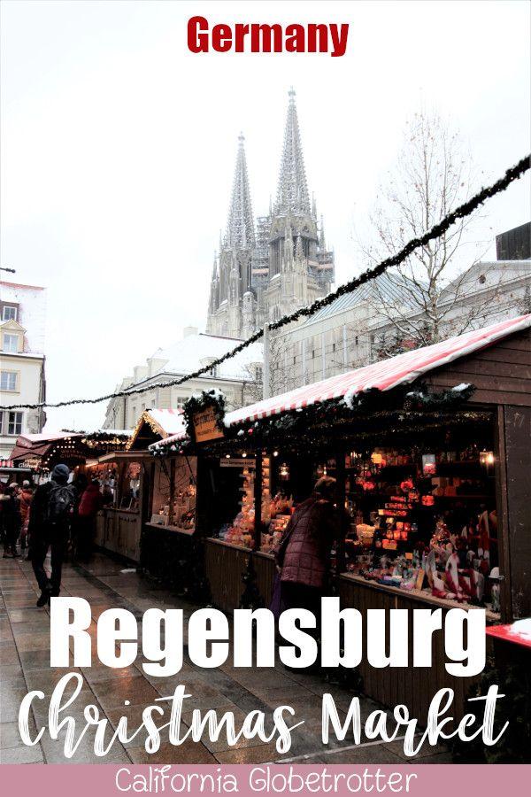 Regensburg's Christkindlmarkt