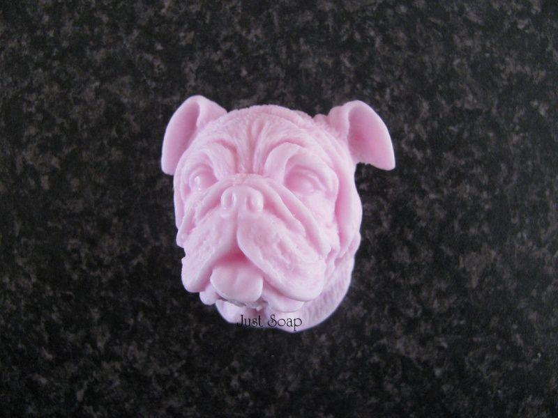 Bulldog 3 | **Nieuw Juni Zeep** | Just soap