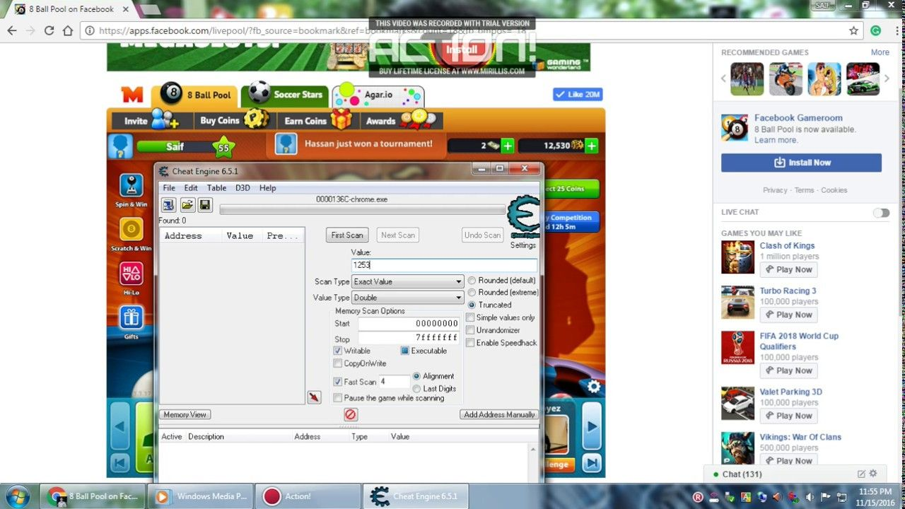 8Ballp.Co 8 Ball Pool Hack Without Human Verification In ... -