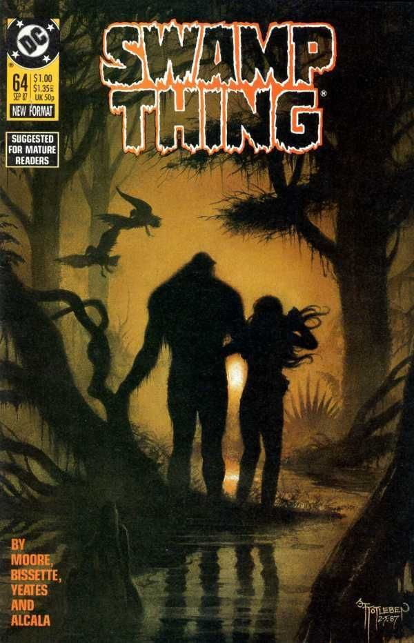 Swamp Thing #64 - Return of the Good Gumbo (Issue) #swampthing Swamp Thing #64 - Return of the Good Gumbo (Issue) #swampthing Swamp Thing #64 - Return of the Good Gumbo (Issue) #swampthing Swamp Thing #64 - Return of the Good Gumbo (Issue) #swampthing